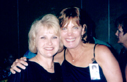 Mary Lee Brantley and the curvacious Terry Pulliam